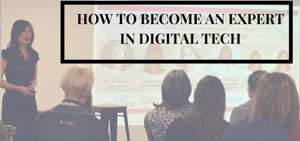 How To Become an Expert in Digital Technology