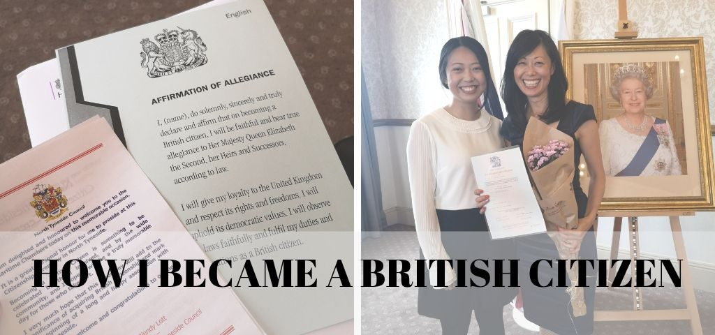 How I Became a British Citizen