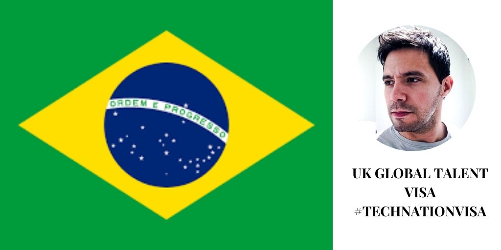 How a UX/UI Product Designer from Brazil received the UK Global Talent Visa | #TechNationVisa