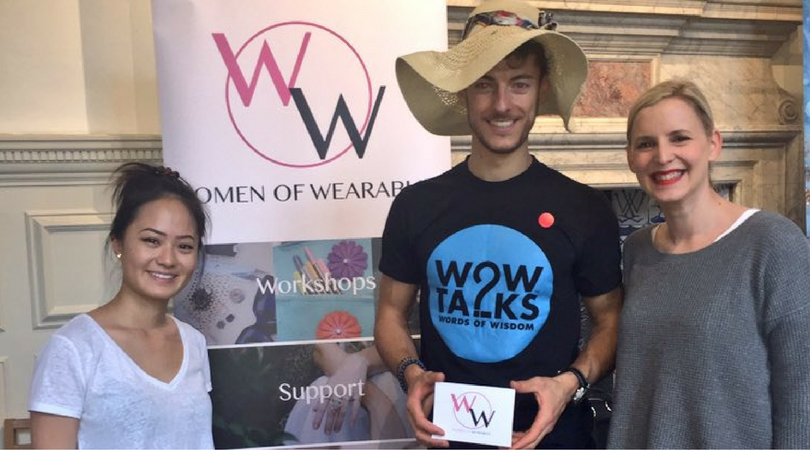 WOW Talks | Women in Tech event London