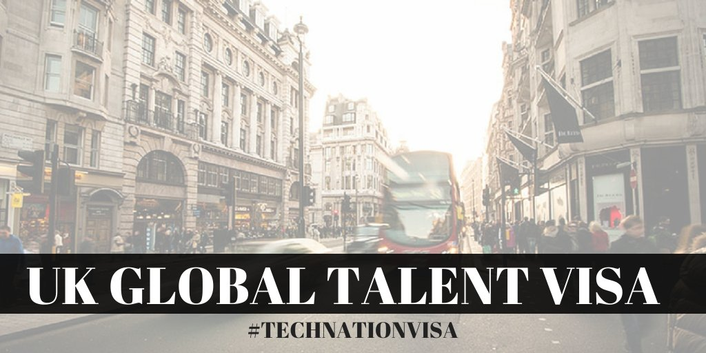 What is the UK Global Talent Visa?
