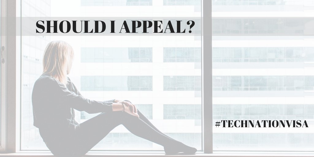 Should I Appeal? | Global Talent Visa in Digital Technology
