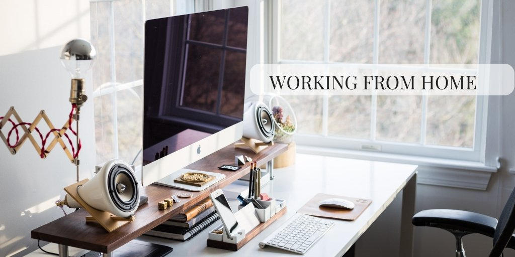 Working from Home – UK Global Talent Visa
