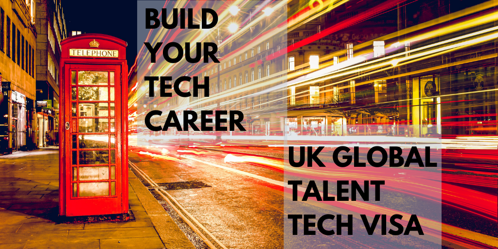 Build Your Tech Career in the UK