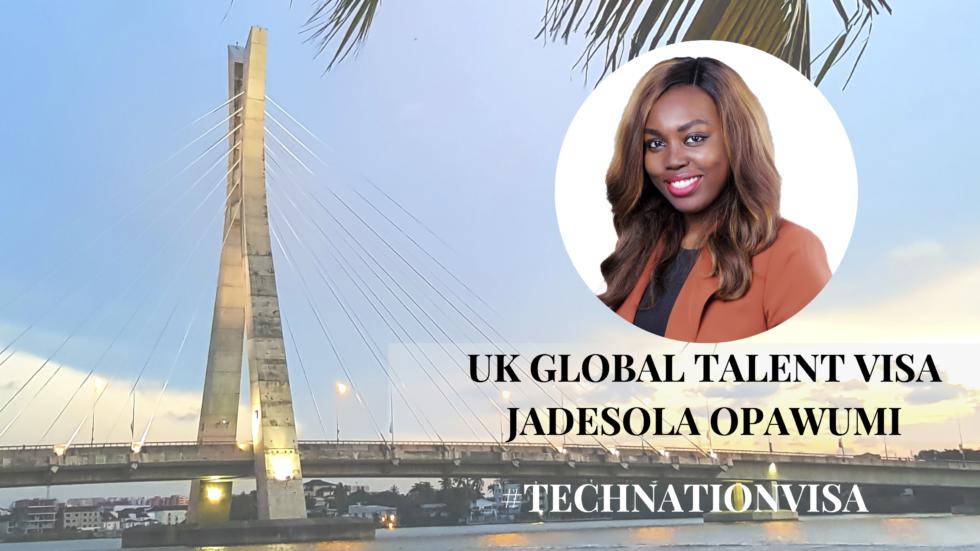 Exceptionally Talented FinTech Entrepreneur Jadesola Opawumi